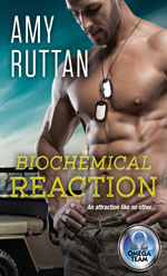 Biochemical Reaction-- Amy Ruttan