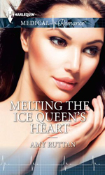 Melting The Ice Queen's Heart -- Amy Ruttan