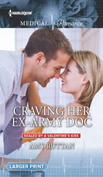 Craving Her Ex-Army Doc Amy Ruttan