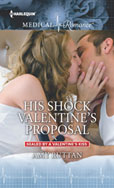 His Sotck Valentin's Proposal -- Amy Ruttan